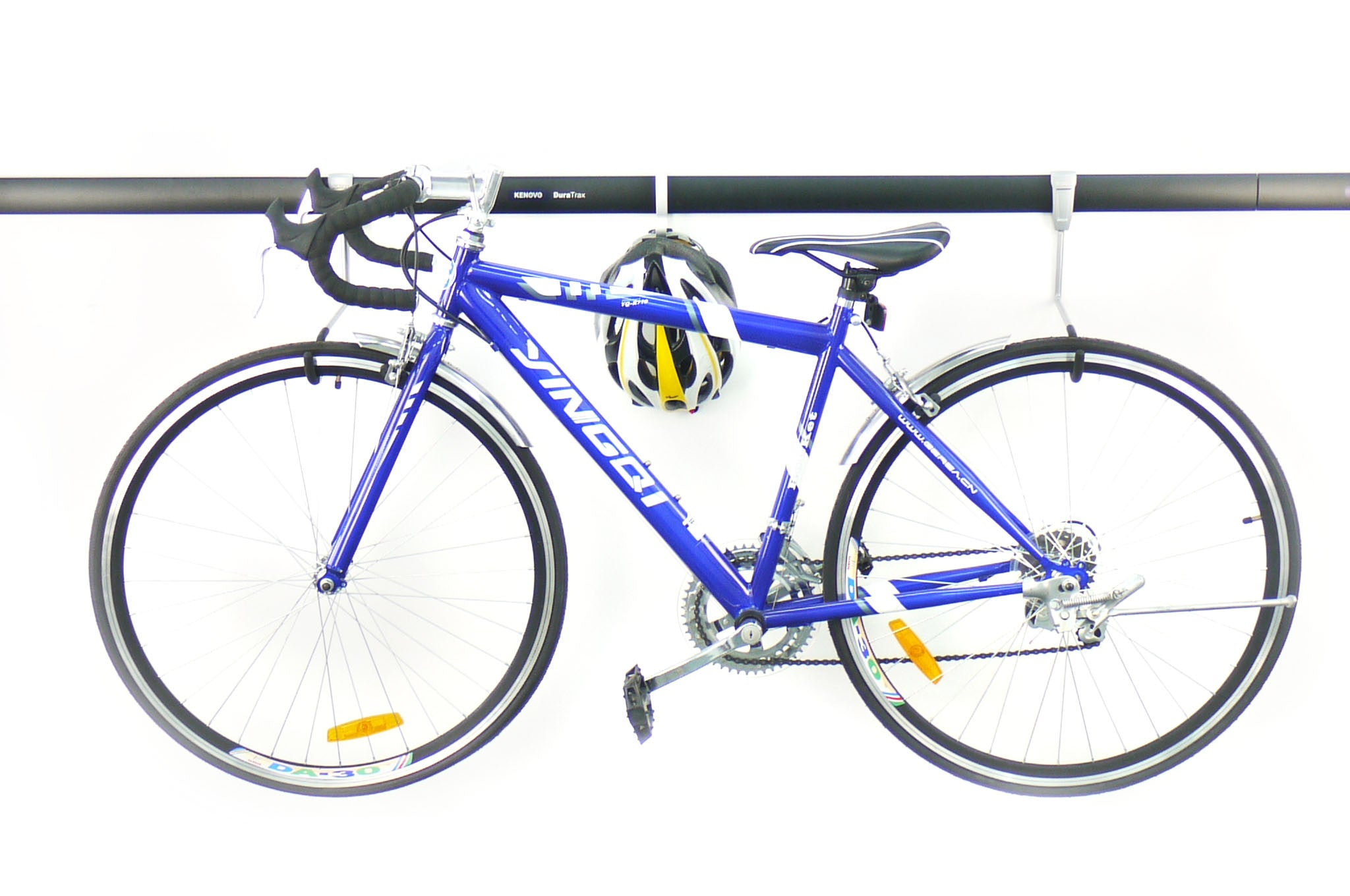 Horizontal Bicycle Storage Kit