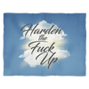 HTFU Fleece Blanket