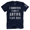 Survived Antifa