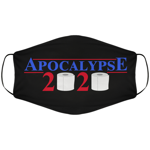 Apocalypse 2020 Face Cover