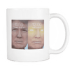 God Emperor Trump Mug WHITE