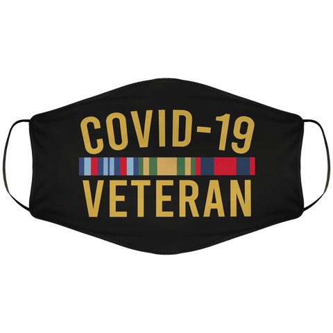 COVID-19 Veteran Face Cover