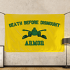 Armor Death Before Dismount - Wall Flag