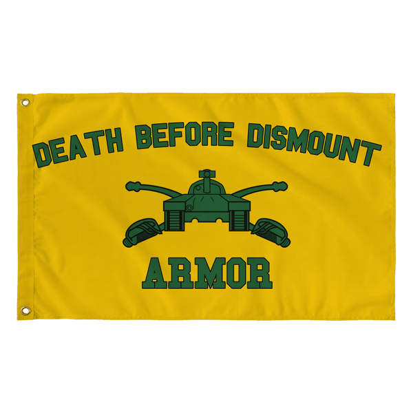 Armor Death Before Dismount Flag