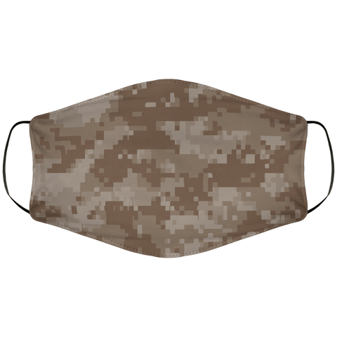 Desert Marine Face Cover