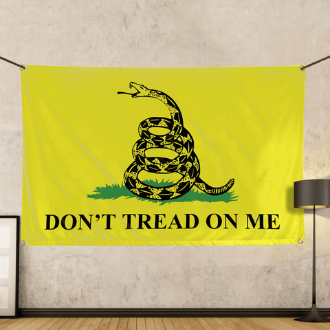 Gadsden Don't Tread On Me - Wall Flag