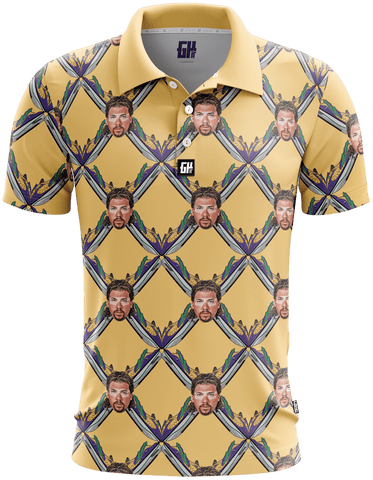 Kenny Powers Golf Polo