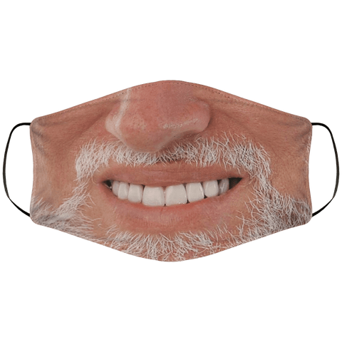 Harold Meme Face Cover