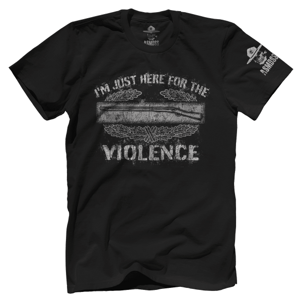 Here for the Violence - CIB
