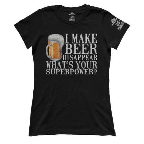 I Make Beer Disappear (Ladies)