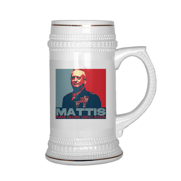 Make Killing Great Again Beer Stein