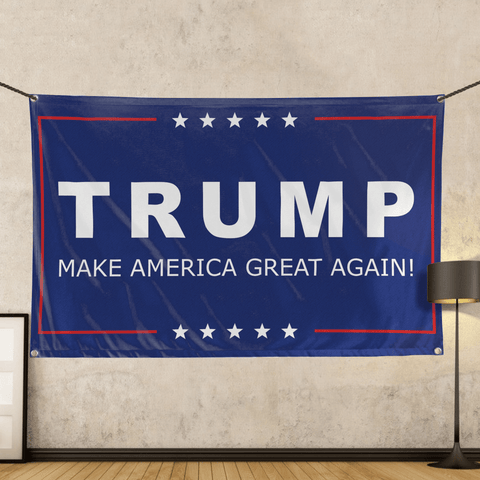 Make America Great Again - Wall Flag