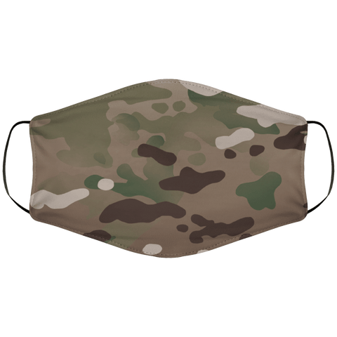 Multicam Face Cover