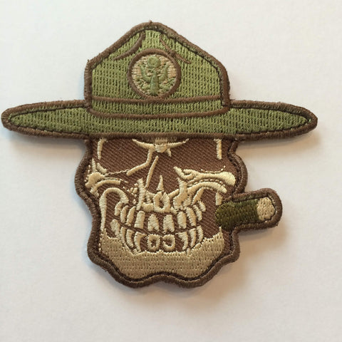 ASMDSS OCP/Multicam Logo Patch