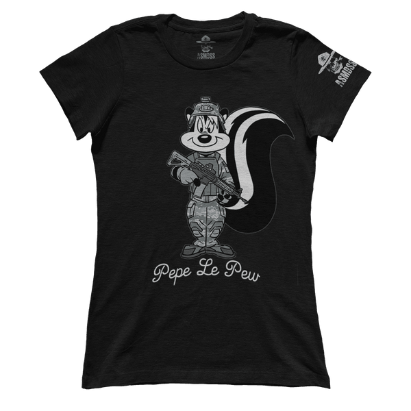 Pepe Le Pew (Air Force) (Ladies)