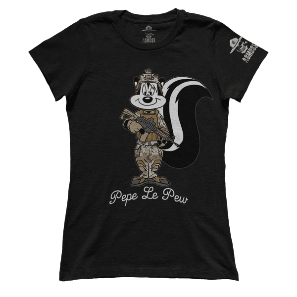 Pepe Le Pew (Marine) (Ladies)
