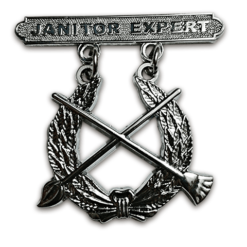 Janitor Expert