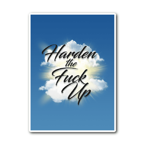 HTFU Vinyl Decal