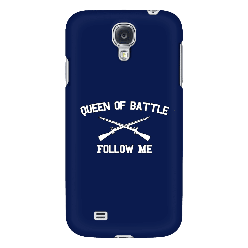 Infantry Queen of Battle Phone Case