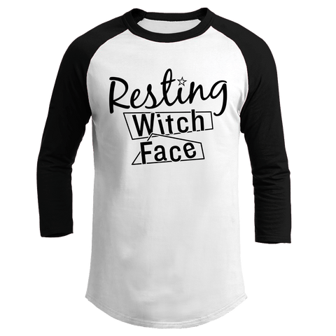 Resting Witch Face (Ladies)