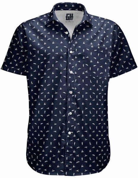 Sex-Ed Button Down