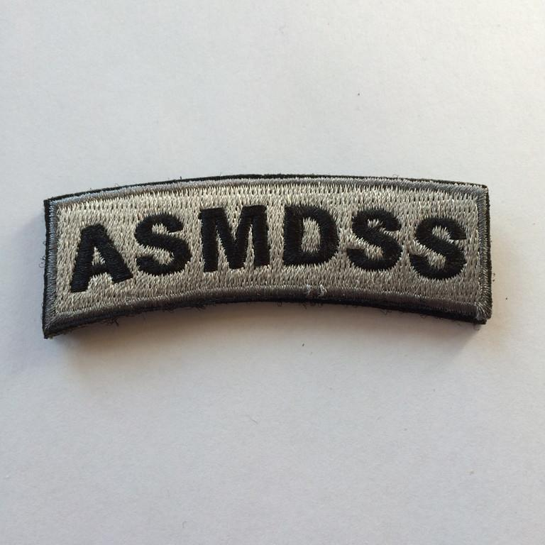ASMDSS Tab - Sew On