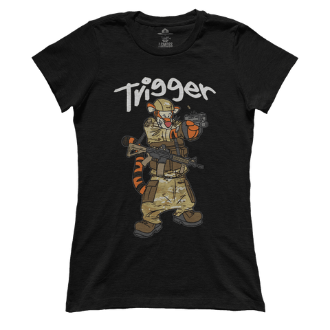 Tigger / Trigger (Army) (Ladies)