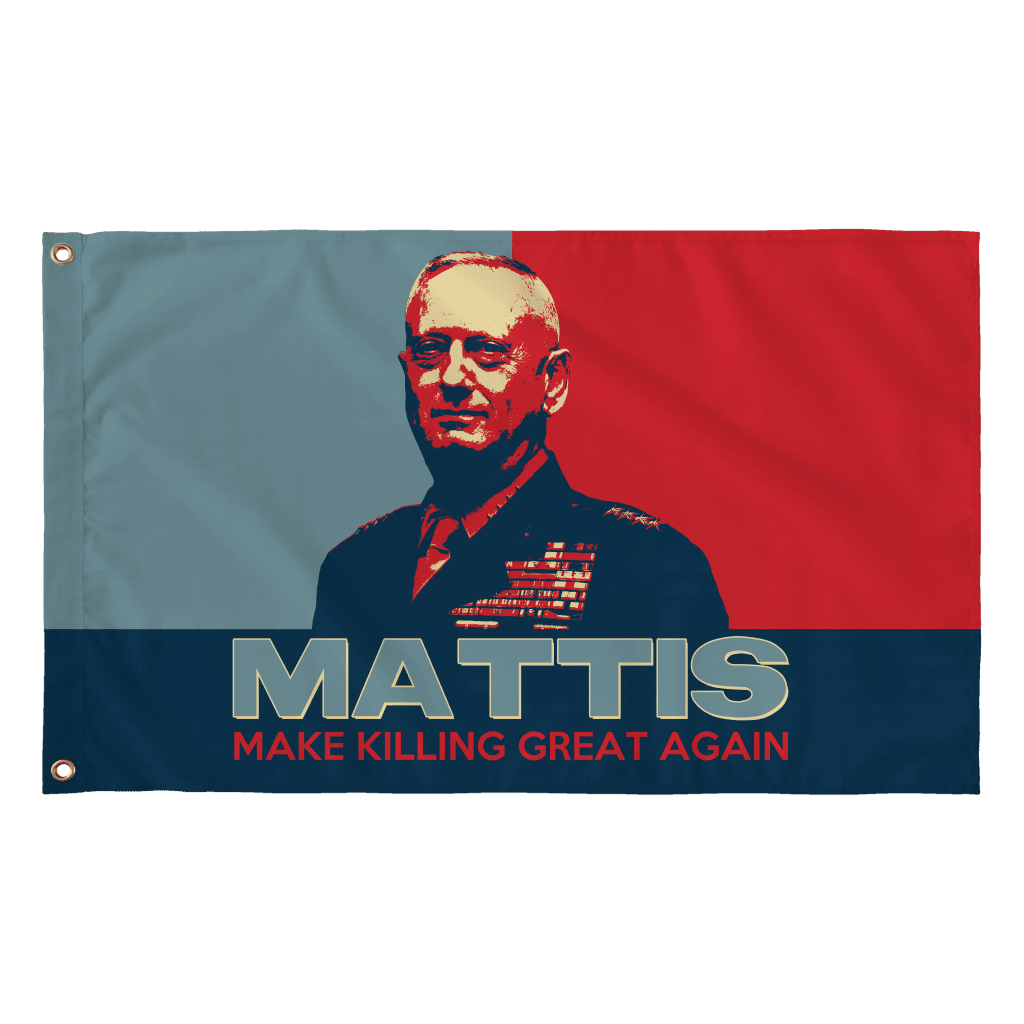 Make Killing Great Again Flag