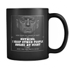 What Keeps You Awake at Night? Mug