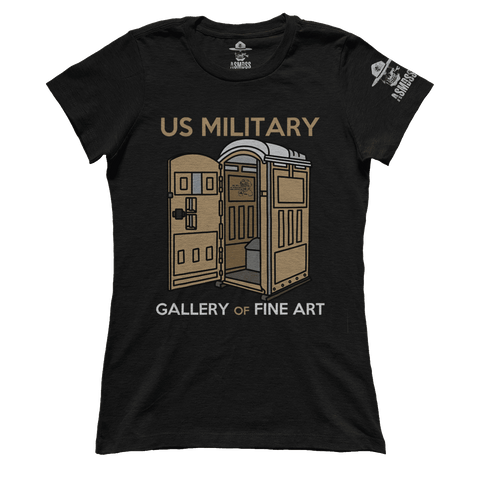 Military Fine Art Gallery (Ladies)