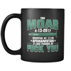 MOAB Commemorative Mug BLACK