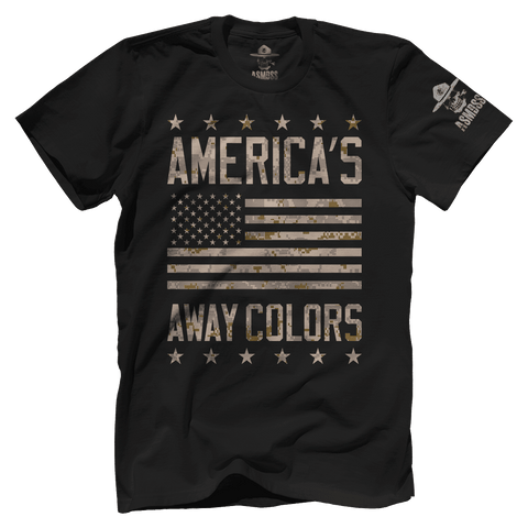 America's Away Colors - MARPAT