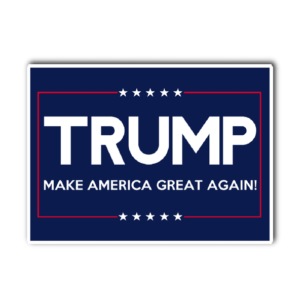 Make America Great Again Vinyl Decal