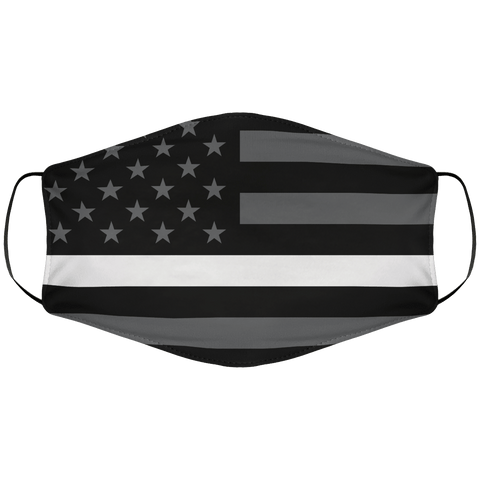 Whiteline Flag V2 Face Cover