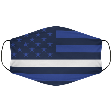 Whiteline Flag V1 Face Cover