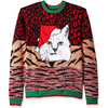 Wild Kitty Ugly Christmas Sweater