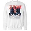 Let It Snow Unisex Sweatshirt