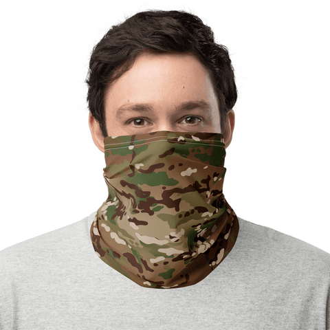 Multicam Face Gaiter