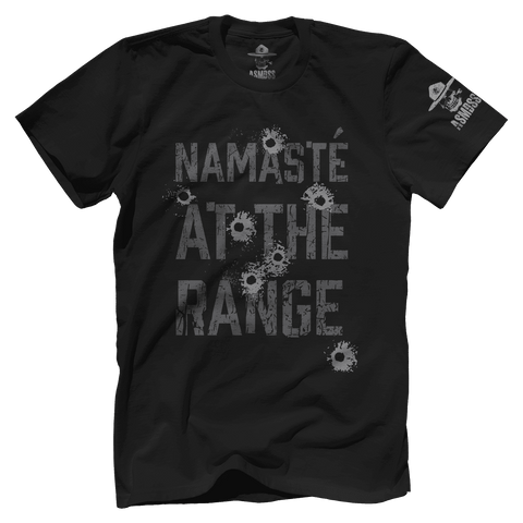 Namaste at the Range