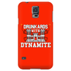 Drunkards With Dynamite Phone Case