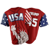 Limited Edition Red Trump #45 Jersey