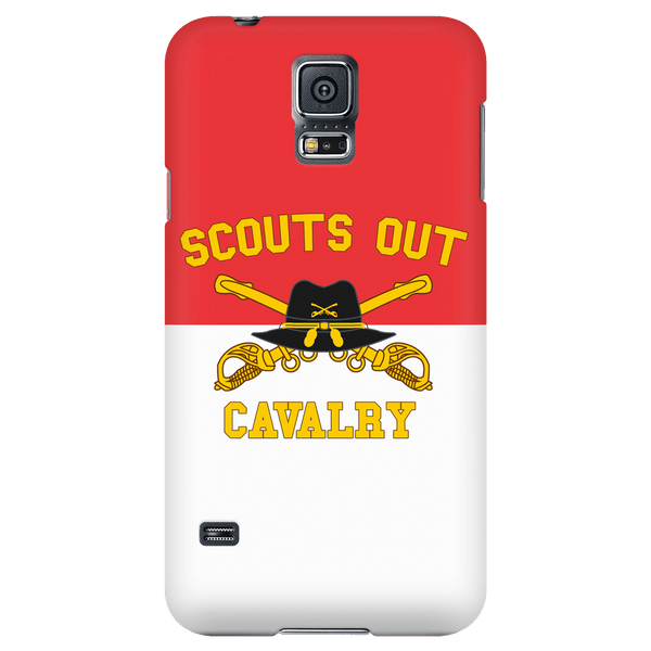 Cavalry Scouts Out Phone Case