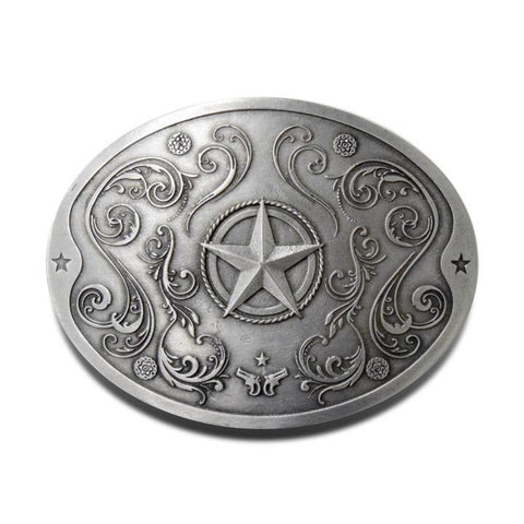 Star Beer Belt Buckle - Bottle Holder