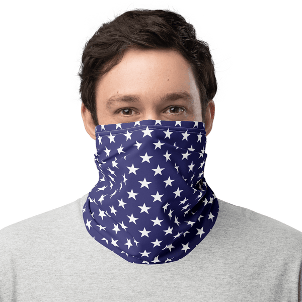 Star Spangled Face Gaiter
