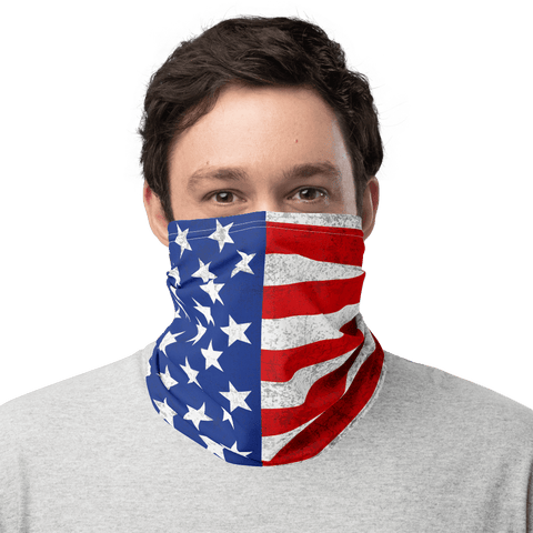 Flag V3 Face Gaiter