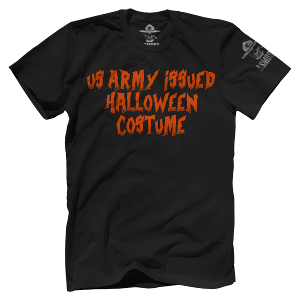 Army Issued Halloween Costume