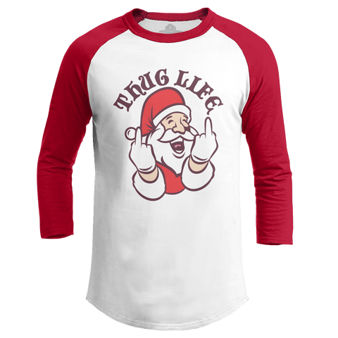 Thug Life Santa (Ladies)