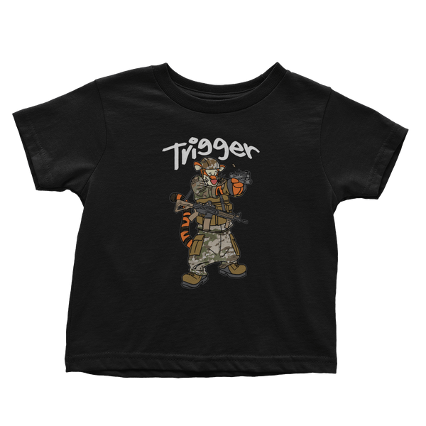 Tigger / Trigger (Army) (Toddlers)