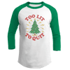 Too Lit To Quit - Kids