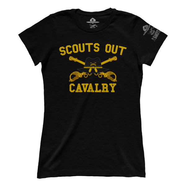 Scouts Out Calvary (Ladies)